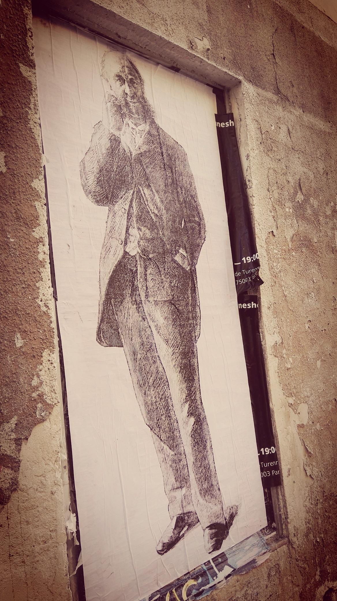 affiche rue sketchnotes-facile